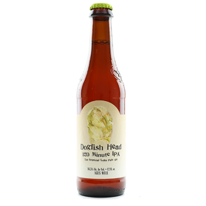 Dogfish Head, 120 Minute IPA