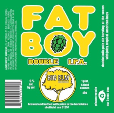 Fat Boy, Double IPA