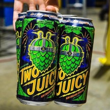 Two Juicy, Double IPA